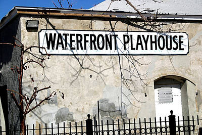 Photograph - Playhouse by Mary Haber