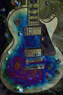 Photograph - Playin The Blues by Jan Amiss Photography