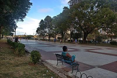 Photograph - Plaza 13 De Marzo by Steven Richman