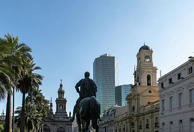 Photograph - Plaza De Armas by Steven Richman