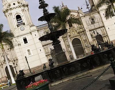 Photograph - Plaza San Martin by Debi Starr