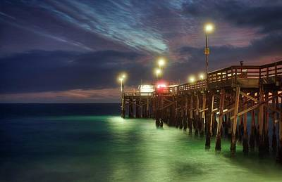 Photograph - Pleasant Balboa Night by Peter Thoeny