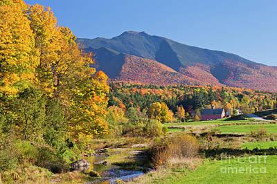 Photograph - Pleasant Valley Autumn by Alan L Graham
