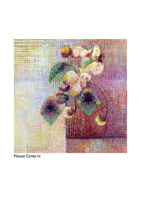 Pastel - Please Come In by Betsy Derrick