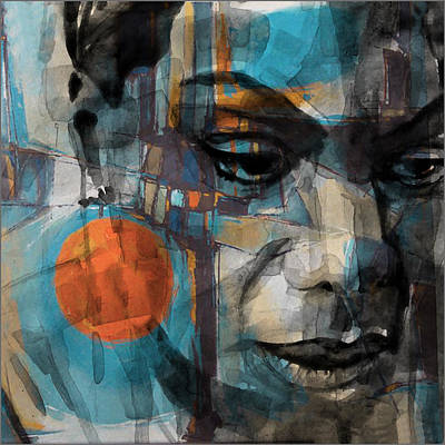 Mixed Media - Please Don't Let Me Be Misunderstood by Paul Lovering