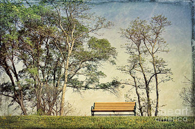 Photograph - Please Have A Seat by Kerri Farley