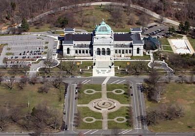 Please Touch Museum Memorial Hall 4231 Avenue Of The Republic Philadelphia Pennsylvania 19131 Print by Duncan Pearson
