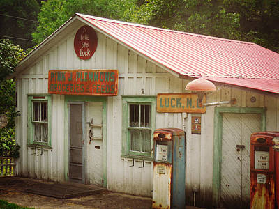Plemmons Grocery Art Print