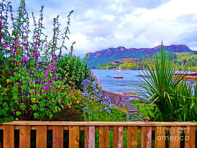 Photograph - Plockton View by Judi Bagwell