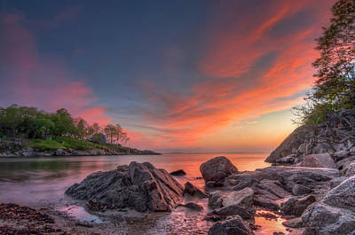 Photograph - Plum Cove by Thomas Gaitley