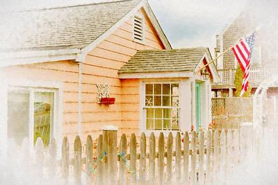 Photograph - Plum Island Home by Tricia Marchlik