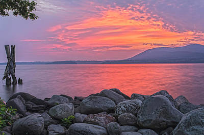 Photograph - Plum Point Awakening by Angelo Marcialis