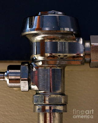 Photograph - Plumbing by Natalie Dowty