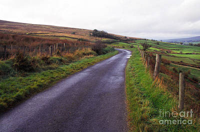 Music Royalty-Free and Rights-Managed Images - Plumbridge-Draperstown Road B-47 by Thomas R Fletcher