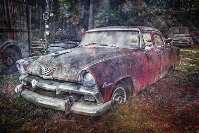 Photograph - Plymouth Belvedere by Debra and Dave Vanderlaan