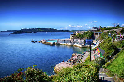 Photograph - Plymouth Foreshore by Chris Day
