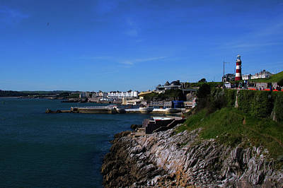 Photograph - Plymouth Hoe And Foreshore by Chris Day