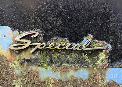 Photograph - Plymouth Special - I by Terry Rowe