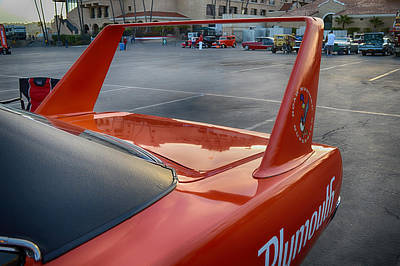 Photograph - Plymouth Wing by Bill Dutting