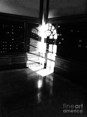 Photograph - Po Box Light  by WaLdEmAr BoRrErO