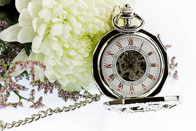 Photograph - Pocket Watch by Kim Andelkovic