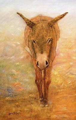 Painting - Poco by Loretta Luglio