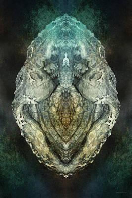 Digital Art - Pod C807b by WB Johnston