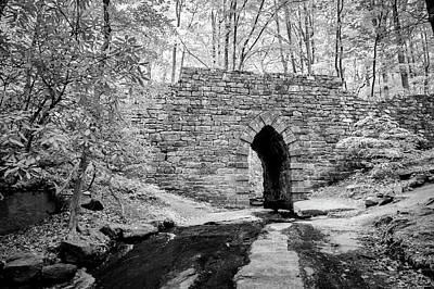 Photograph - Poinsett Bridge-ir-7 by Joye Ardyn Durham