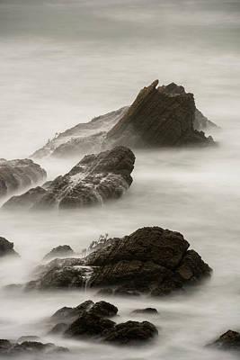 Photograph - Point Arena  by Dustin LeFevre
