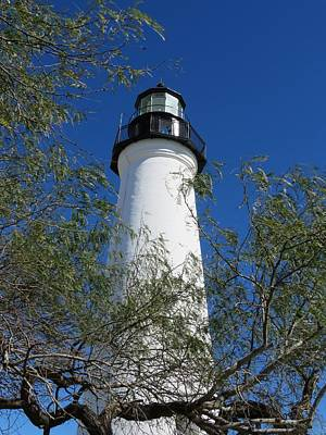Photograph - Point Isabel Light by Keith Stokes