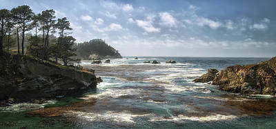 Photograph - Point Lobos by Art Cole