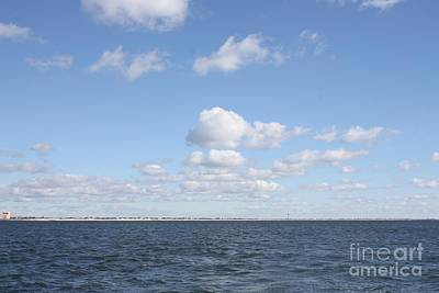 Photograph - Point Lookout From The Atlantic Ocean by John Telfer
