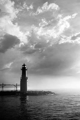 Point Of Inspiration Print by Bill Pevlor