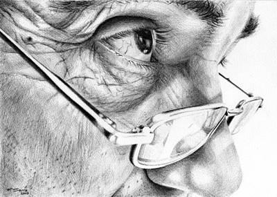 Drawing - Point Of View by Ferran Serra