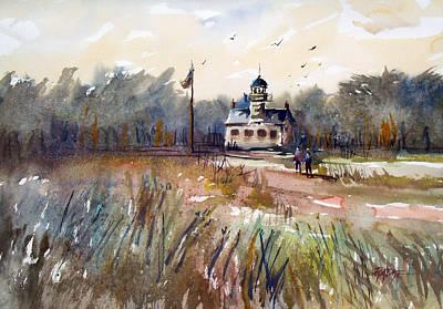 Zen - Point Pinos Lighthouse by Ryan Radke
