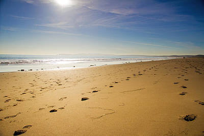 Photograph - Point Reyes Beach by Kunal Mehra