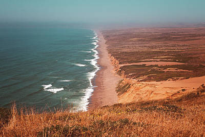 Photograph - Point Reyes National Seashore by Marji Lang