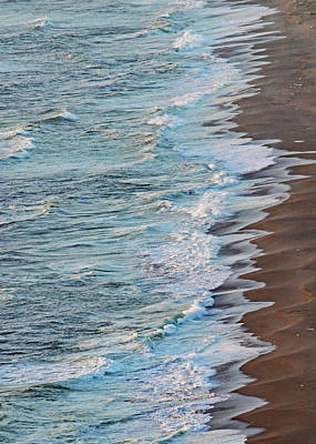 Photograph - Point Reyes No. 98-1 by Sandy Taylor