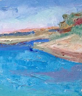 Painting - Point San Pablo by Suzanne Giuriati-Cerny