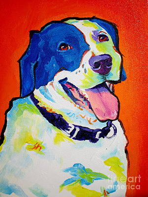 Pointer - Causi Print by Alicia VanNoy Call