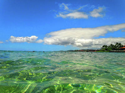 Photograph - Poipu Beach by Eric Wiles