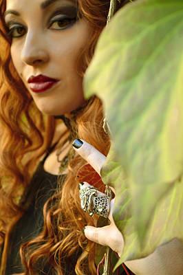 Photograph - Poison Ivy by Pamela Patch