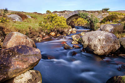 Photograph - Poisoned Glen Bridge by Jose Maciel