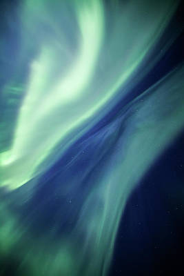 Photograph - Polar Light II by Sebastian Worm