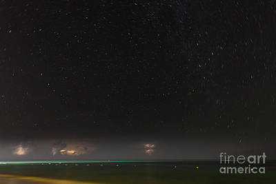 Stars Photograph - Polar Vortex by Charles Kozierok