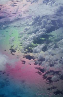 Photograph - Polarized Caribbean by George Tuffy