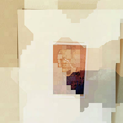 Polaroids Abstract 2 Art Print by Carol Leigh