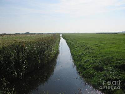 Photograph - Polder Near Camperduin by Chani Demuijlder