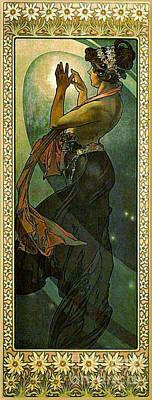 Pole Star 1902 Art Print by Padre Art