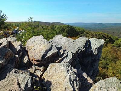 Marvelous Marble - Pole Steeple Vista Overlook - 15 by Cindy Treger